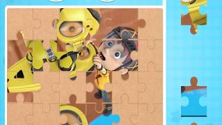 Paw Patrol Review Games Jigsaw Alex Porter And Rubble