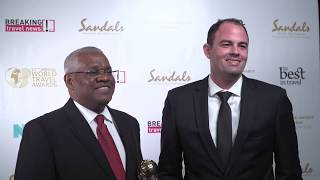 Island Routes Caribbean Adventures, Ryan Terrier, VP of Operations & David Shields, VP of Sales