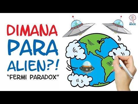 Dimana Para Alien? | Apa itu Fermi Paradox?