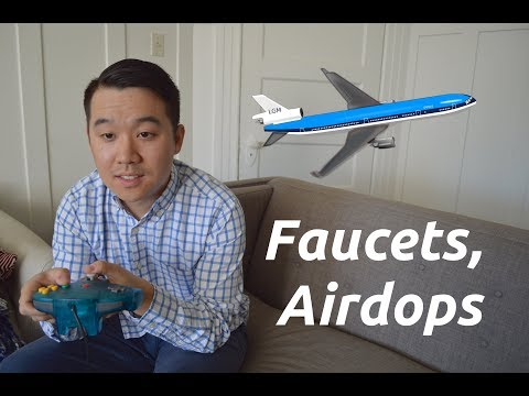 Faucets & Airdrops Explained! Legit Ways To Get FREE Coins? 🚿✈️💰
