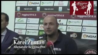 Reggina-Cosenza 0-0 Mr. Zeman (25/09/2016)