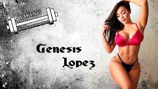 Genesis Lopez hot videos from instagram