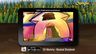 Oh Mommy : Animated Playtime Storybook for Mother