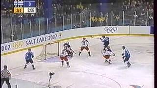 Зимние Олимпийские Игры 2002  Хоккей  Обзор