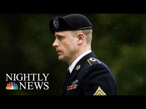 Thumbnail: Bowe Bergdahl Pleads Guilty After Walking Off Military Post In Afghanistan | NBC Nightly News