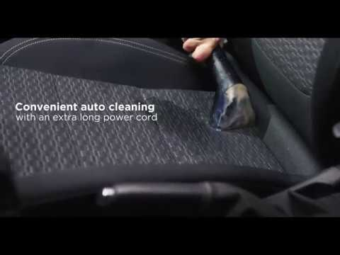 SpotClean Pro  cleaning car seats