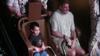 Riding Expedition Everest with Ronan