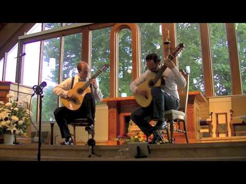 Athens Guitar Duo - Princess of Lykia (Fazil Say)