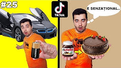 TESTEZ LIFE HACK-URI DE PE TIK TOK !! (ADEVARAT sau FALS) *Part 25*