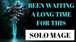Been waiting a long time for this Achievement guide (Solo Mage)