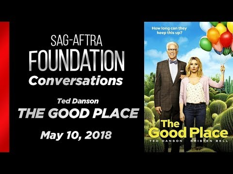 Conversations with Ted Danson of THE GOOD PLACE