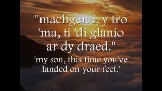 Dwi'n Amau Dim - Celt (geiriau / lyrics)