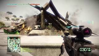 Battlefield Bad Company 2 in 2019 (PEOPLE STILL PLAY THIS) Arica Harbor Multiplayer Gameplay