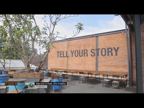 Dsign - Tempat Nongkrong Two Stories Bogor dengan  2 Cerita Berbeda di Setiap Lantai
