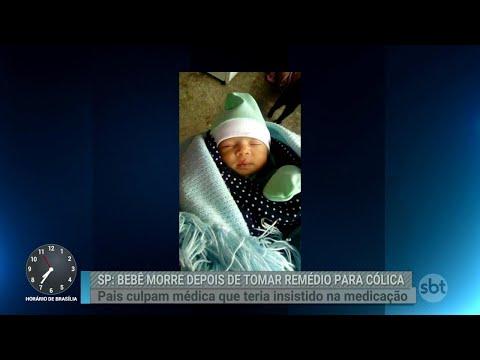 Família denuncia pronto-socorro após morte de bebê recém-nascido | Primeiro Impacto (14/06/18)