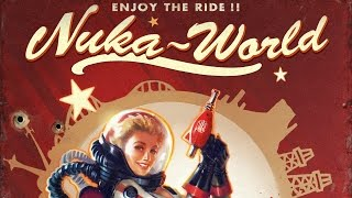 Fallout 4 Nuka World - Part 1 - New Perks, New Creatures, New World