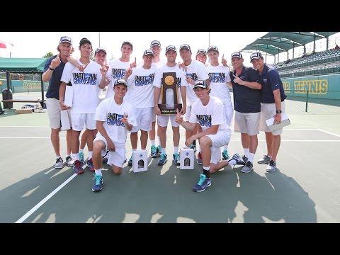 MEN'S TENNIS: National Championship Highlights