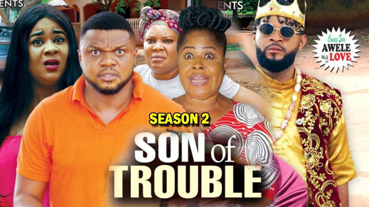 Download SON OF TROUBLE SEASON 2 - (New Movie) Ken Erics 2020 Latest Nigerian Nollywood Movie Full  HD