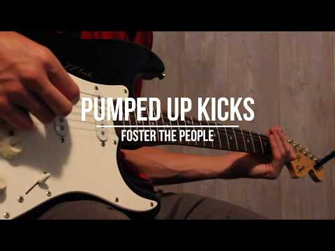 Pumped Up Kicks by Foster the People - Guitar cover