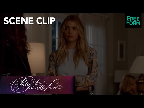 Pretty Little Liars | Season 7, Episode 14: Hanna Chosen To Play Again | Freeform