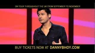 Danny Bhoy - Half Indian, Half Scottish
