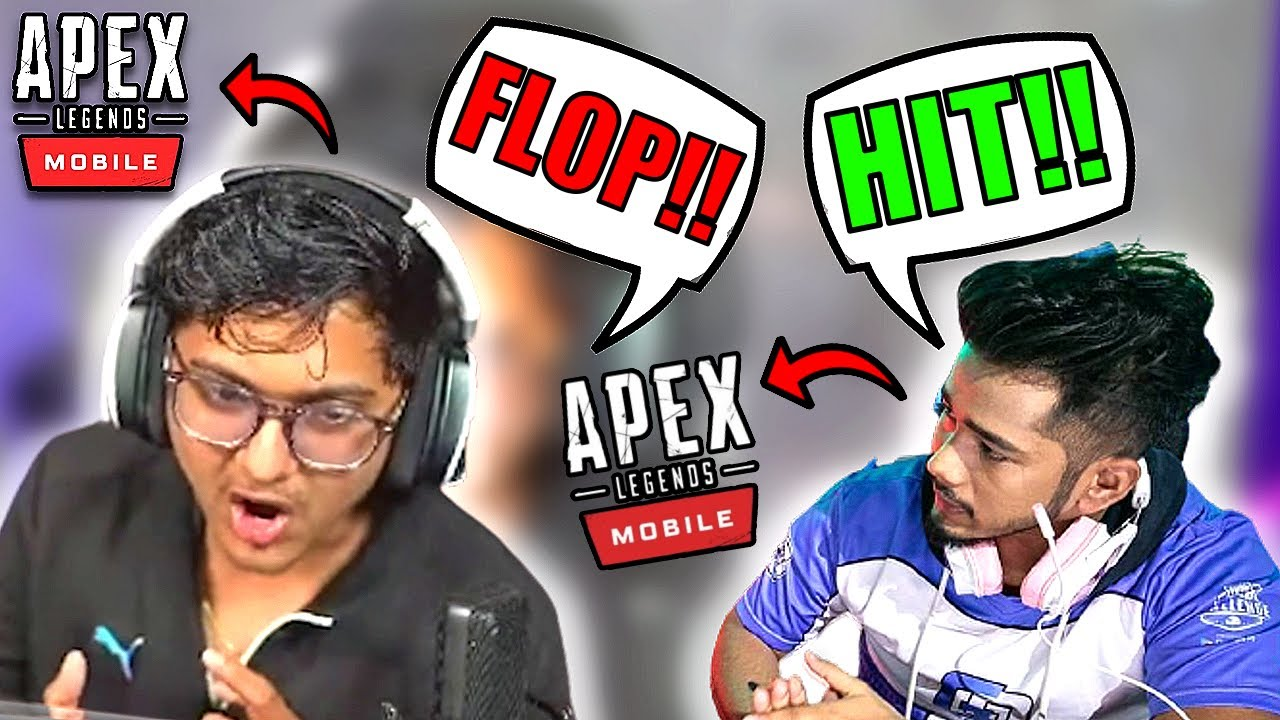 Download My Reply To MORTAL & SCOUT On APEX LEGENDS MOBILE's Future | HIT OR FLOP