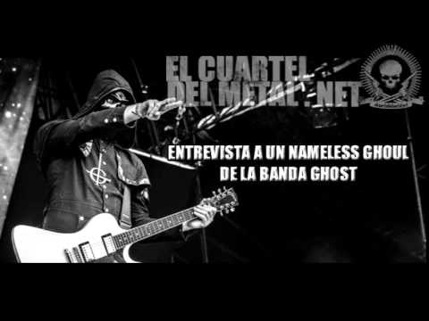 Entrevista a GHOST para Elcuarteldelmetal.net