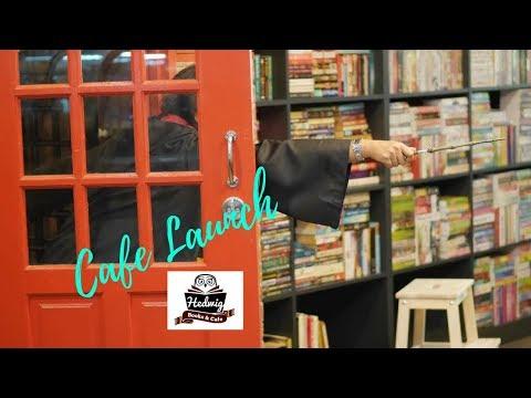 A Tour of Hedwig Books & Cafe in Kota Bharu, Malaysia