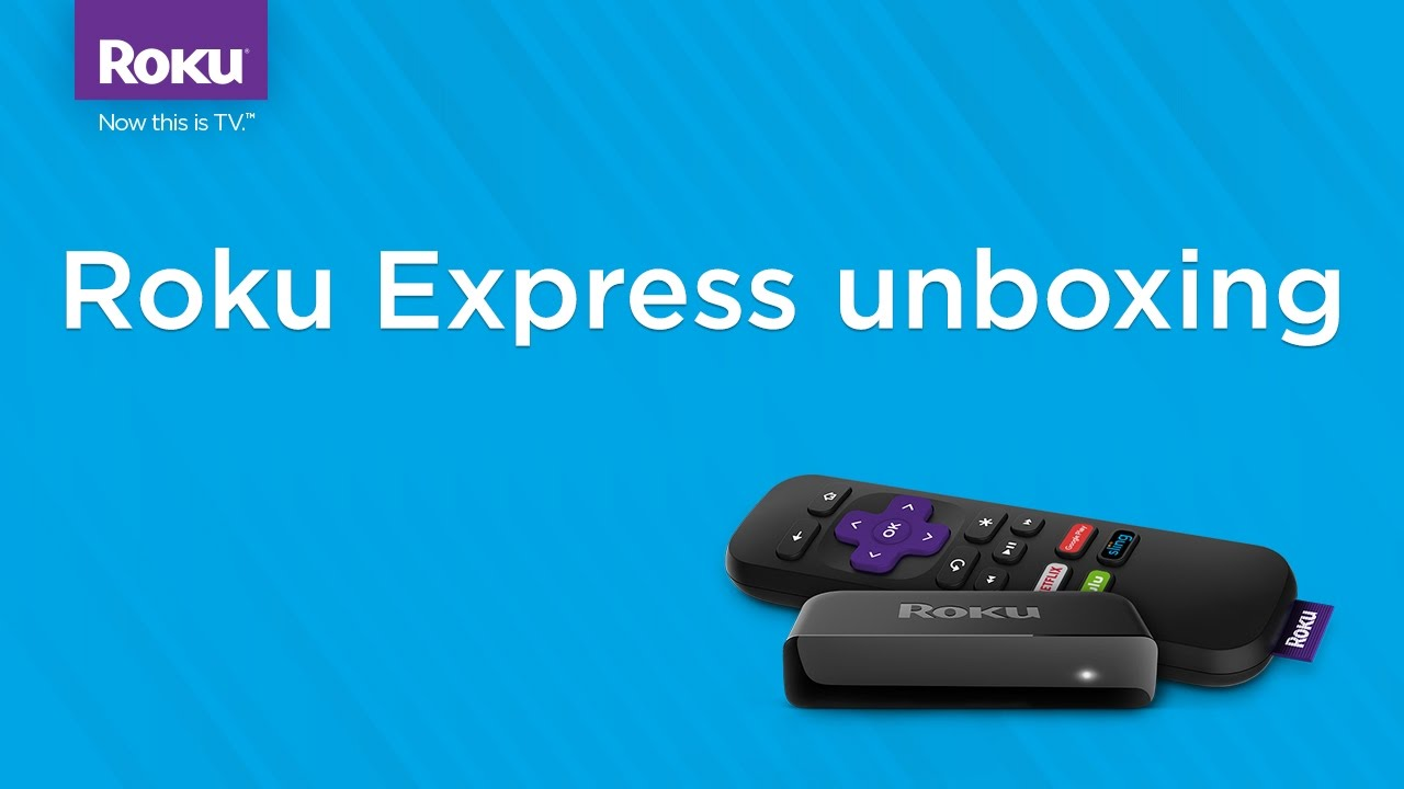 The new Roku Express and Roku Ultra unboxing