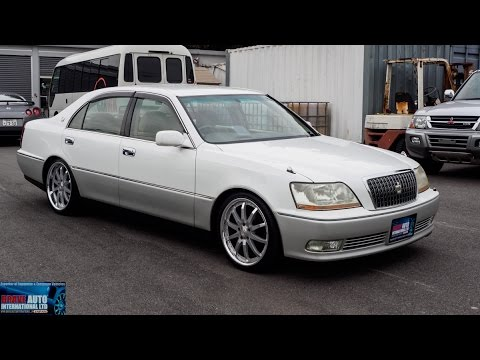 Walk Around - 2001 Toyota Crown Majesta V8 - Japanese Car Auctions