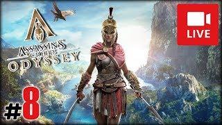 """[Archiwum] Live - Assassin's Creed: Odyssey! (2) - [2/2] - """"Oko w tyłek"""""""