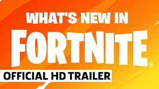 Introducing Wild Weeks  - Fortnite Trailer