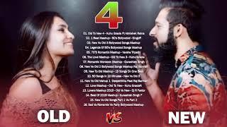 Old Vs New Bollywood Mashup Songs - - Romantic Mashup, Kuhu Gracia Mashup