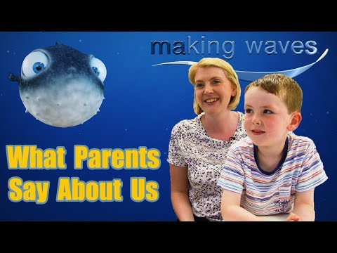 Wendy Espie Parent Testimonial for Making Waves Swimming - Private kids swimming lessons in Glasgow