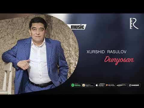 Xurshid Rasulov - Dunyosan (Official music)