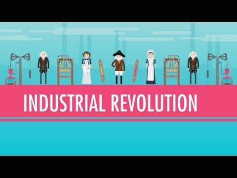 Coal, Steam, and The Industrial Revolution: Crash Course Wor