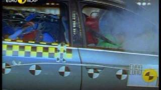 Euro NCAP | Audi A6 | 1998 | Crash test