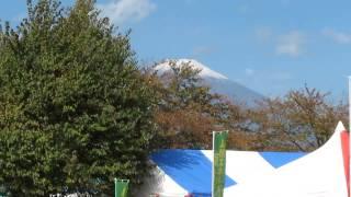 フェスタ裾野会場で浜岡原発NO!100万署名活動スタート
