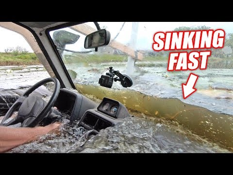 Driving Underwater EP.1 - MISTAKES WERE MADE!