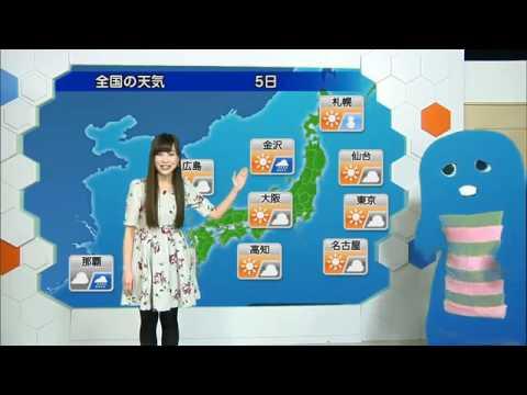 【放送事故】ガチャピンがお天気番組で消える放送事故wwww