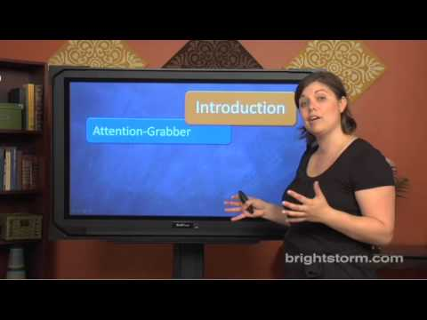 Writing: Counter Arguments - Brightstorm ACT Prep