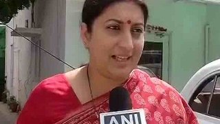 """ABP Results   """"It is a historic win for BJP"""", says Smriti Irani"""