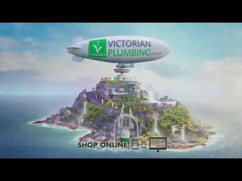 Victorian Plumbing TV Advert - Beautiful Bathrooms With Down To Earth Prices