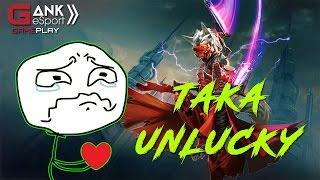 [Vainglory] Taka Unlucky   Taka Vainglory Gameplay 2.4