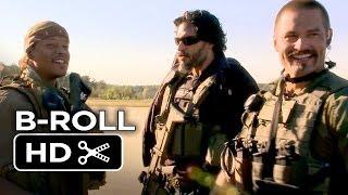 Sabotage Complete B-ROLL (2014) - Arnold Schwarzenegger, Josh Holloway Movie HD