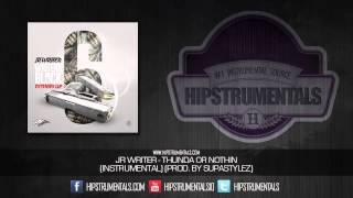 jr writer thunda or nothin instrumental prod by supastylez download link