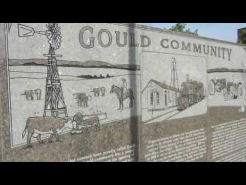 History of Gould Oklahoma Presented by Willis Granite