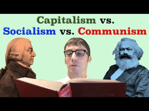 Capitalism, Socialism, and