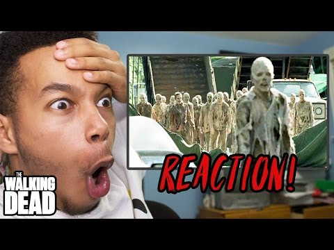 "The Walking Dead Season 7 Episode 6 ""Swear"" REACTION!"