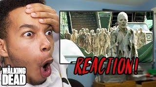 """The Walking Dead Season 7 Episode 6 """"Swear"""" REACTION!"""